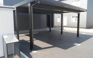石狩市花川 新築住宅の外構工事